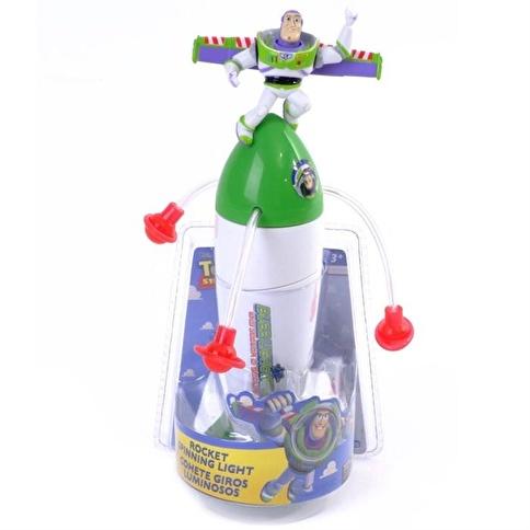 Disney Disney Toy Story Buzz Figürlü Dönen Işık Renkli